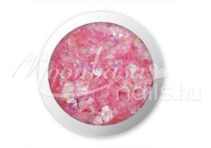Rózsaszín Jégfólia 3g  #004