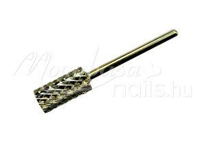 Arany Karbid fej, műköröm csiszoláshoz  #001-XC