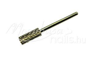 Arany Karbid fej, műköröm csiszoláshoz  #022-C