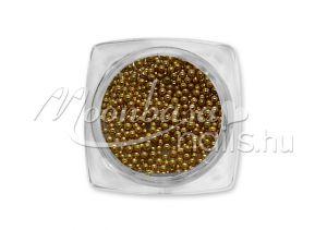 Óarany Kaviár gyöngy  #002