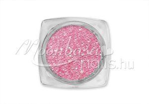 Rózsaszín Kaviár gyöngy  #118