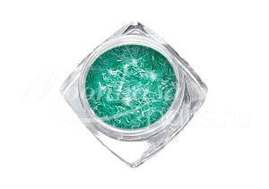 Zöld Kis méretű flitter csíkok 3g FCS004
