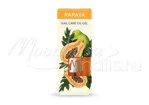 Köröm- és bőrápoló olajzselé papaya kivonattal 12ml