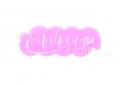 Lábujj szeparátor - szilikon   pink