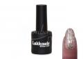 Lakkzselé 6ml #308 Glitteres chrome ezüst
