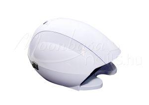 Fehér LED nail lámpa 18W+6W LED-27C
