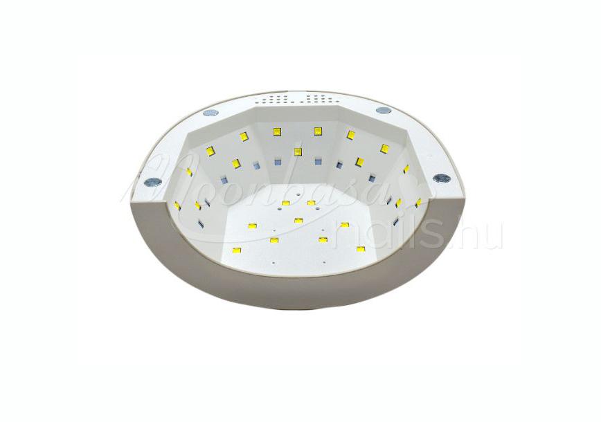 LED nail lámpa 24/48W  Fekete