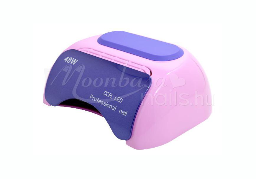 LED nail lámpa 48W  Pink
