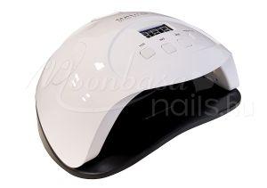 Fehér LED nail lámpa 90W