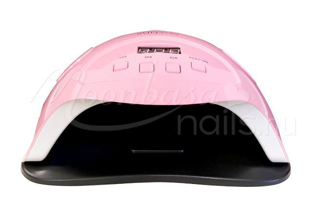 LED nail lámpa 90W  Rózsaszín