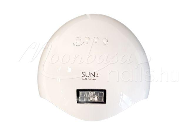 LED nail lámpa Dóm 48W HL-127 Fehér