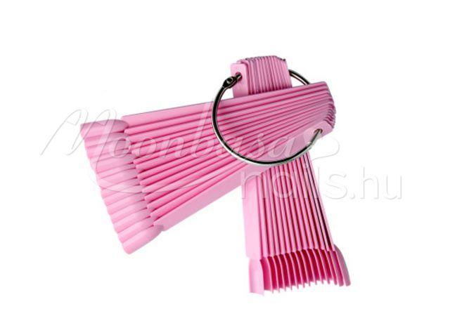 Legyező margaréta 50db  Pink