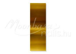 Dark gold Magic foil körömfólia  05