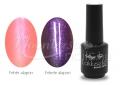 világos lila Magic TOP géllakk (gél lakk) #451