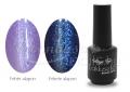 világos kék Magic TOP géllakk (gél lakk) #452