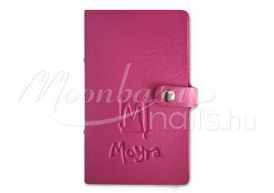 Pink Mini nyomdalemez tartó - Moyra