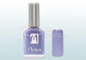Moyra körömlakk 12ml #080 Pasztell ibolya