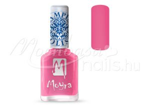 Pink Nyomdalakk - Moyra 12ml SP 01
