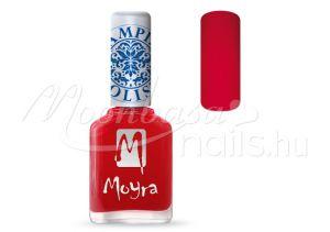 Red Nyomdalakk - Moyra 12ml SP 02