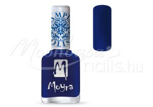 Blue Nyomdalakk - Moyra 12ml SP 05