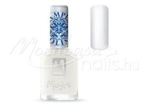 White Nyomdalakk - Moyra 12ml SP 07