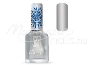 Silver Nyomdalakk - Moyra 12ml SP 08