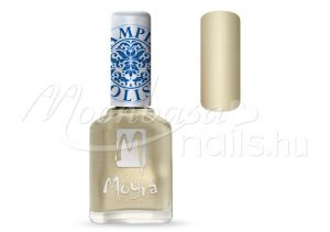 Nyomdalakk - Moyra 12ml SP 09 Gold