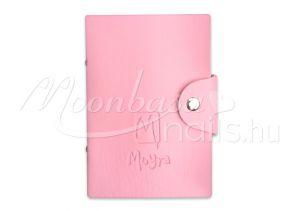 Nyomdalemez tartó - Moyra  No. 02 Rózsaszín