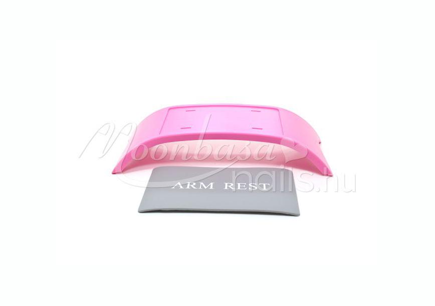 Műanyag könyöktámasz 22cmX7cm  pink