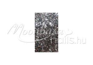 Műanyag strasszkő 1.5mm, 20000 db, #027, Crystal AB