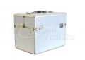 {$metatitle_ackio} Csillámos fehér Műkörmös táska  B1380 műkörmös alapanyagok, kellékek szállításához