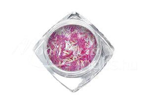 Pink Nagy méretű flitter csíkok 3g FCL109