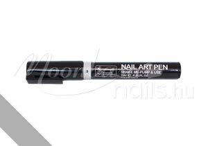 Nail art pen - Körömdíszítő toll 7ml #03 Szürke