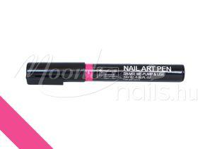Pink Nail art pen - Körömdíszítő toll 7ml #06