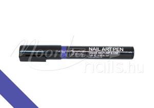 Lila Nail art pen - Körömdíszítő toll 7ml #12