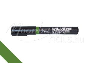 Nail art pen - Körömdíszítő toll 7ml #13 Zöld