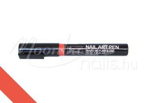 Piros Nail art pen - Körömdíszítő toll 7ml #16