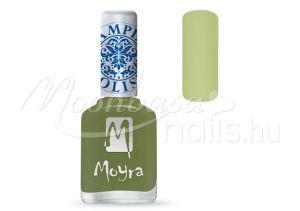 Light Green Nyomdalakk - Moyra 12ml SP 15
