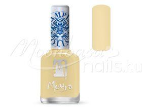 Vanilla Nyomdalakk - Moyra 12ml SP 17