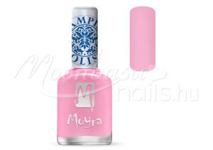 Light Pink Nyomdalakk - Moyra 12ml SP 19