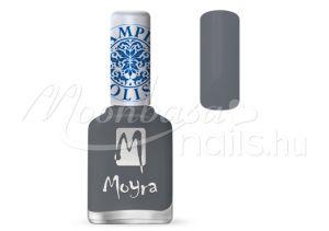 Grey Nyomdalakk - Moyra 12ml SP 23