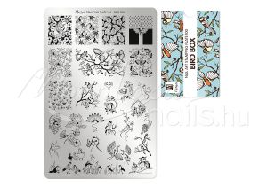 Bird box Nyomdalemez - Moyra  #100
