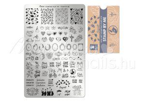 Stamp by me Nyomdalemez - Moyra  #109