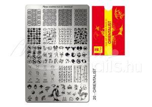 Orientalist Nyomdalemez - Moyra  #20