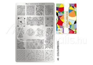 Colourbook Nyomdalemez - Moyra  #48