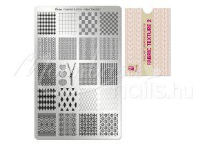 Fabric Texture 2 Nyomdalemez - Moyra  #99