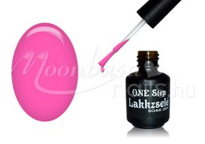 Neon Barbie-rózsaszín One step géllakk 5ml #182