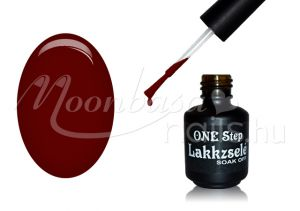 Sötét vörösbor One step géllakk 5ml #246