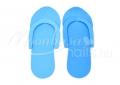 Pedikűr vendég papucs 1pár/csomag  kék