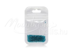Blue Zircon Pixie kristály strasszkő 1440db #521